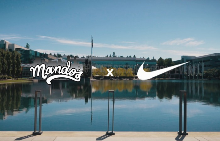 Mandos Serve NIKE Headquarters | Beaverton, Oregon